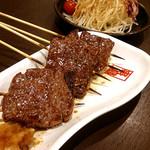 38881537 - 2015.6/牛ヒレ串焼きこれ美味しい♬