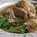 ヴァンヴィーノ - ランチのメイン料理