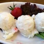さくら - ポテトサラダ