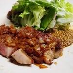 ひなた - スペインの熟成肉 RALポークのステーキ