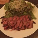 nice - ここの肉は美味い!