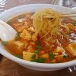 珍来 - マーボーメン(中太麺)