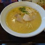 麺屋 一忠 - 鶏白湯 Cセット。