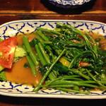 38889525 - 空芯菜の炒め物
