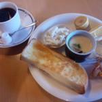 ちいさなコーヒーやさん - 料理写真:
