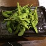 38891938 - 茹でたて枝豆
