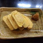 つけ麺 ひこ - だしまき玉子☆