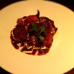 裏秋葉原 - 豚ほほ肉の赤ワイン煮込み