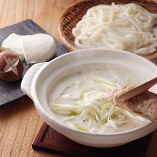 出汁の旨さをまるごと味わう「つくねスープ鍋」