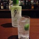 日比谷Bar - ジーヴァインのジンソニック