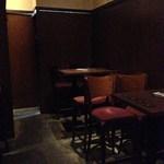 日比谷Bar - テーブル席