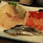 三ツ輪食堂 - 料理写真:お造り定食(お造り)