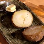 味噌キッチン - ジャガバター380円。