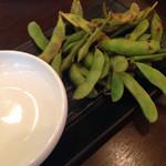 38896734 - 焼き枝豆