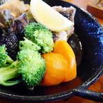 38899550 - 新鮮な食材と野菜の甘みが噴出していた。