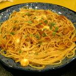 五右衛門  - トマトとモッツァレラチーズのバジル風味