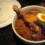 soupcurry&cafe SPARK - チキン