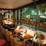 KUMA Cafe - レイアウトを大幅チェンジで二次会仕様に♪
