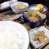 十五夜 - 料理写真:日替り定食¥600-