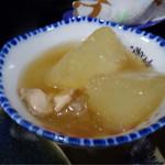 38901341 - 冬瓜と鶏の煮物