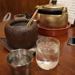 G麺 - 2015.03.09G麺の芋ロック(15.03)