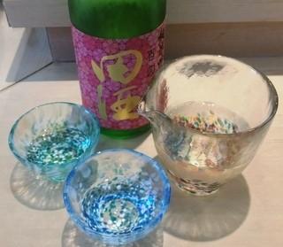 三代目 まる天 - 田酒(でんしゅ)