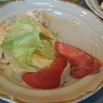 ヒコバンバン - とりあえずサラダ
