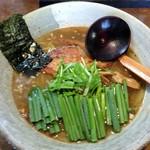 麺や 桜風 - 小ネギらーめん塩800円