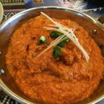 インドネパール料理 ラージャ - マトンララ