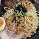 38912737 - 本家田ぶしつけ麺840円