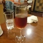 ワインと料理 Soleil  - マルサラワイン
