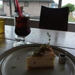 CAFE ARTISTA - 水出しアイスコーヒー(580円)