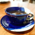 土蔵カフェ - 黒豆コーヒー [スイーツセット]
