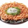 由比パーキングエリア (上り線) スナックコーナー - 料理写真:由比丼 950円 桜えびをたっぷり使用した大判のかき揚げを乗せた丼ぶり。