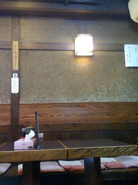 炭火焼鳥 母家 池袋本店 - ←ここに前座りました。^p^
