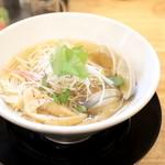 福島壱麺 - 塩の入江 (780円) '15 5月中旬