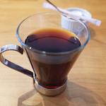 カユ デ ロワ - ホットコーヒー(400円)
