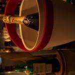 bar QUEEN SOLEIL - シャンパンをグラスでも提供しております。