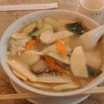 中国料理 青樺楼 - 海鮮緬