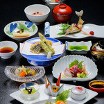 割烹 天ぷら 三太郎 - お祝い会席 昼/8000円~ 夜/11000円~