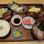 素材キッチン 菊兆 - スペシャルランチ1100円