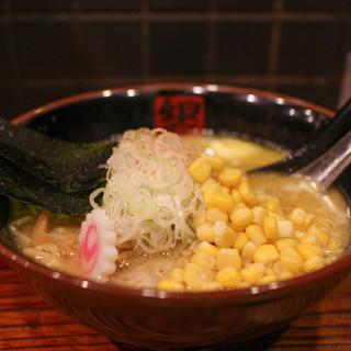 銀のくら - 料理写真:純みそコーンバターらーめん☆