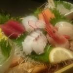 旬菜旬肴 きらり - 刺身8種盛り