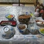 民宿立石 - 料理写真:朝食