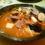 ペペロッソ - 料理写真:スパゲッティ地中海