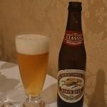 アジュール - ビール(中ビン)