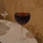 アジュール - グラスワインの赤(ピノノワール)