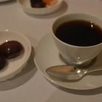 アジュール - コーヒーと菓子