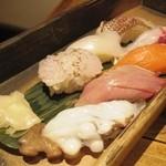 水魚之喜 - お寿司