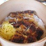 山椒の木 - うなぎおまぜ・・・実は一回で3度美味しいまぜご飯なんです。